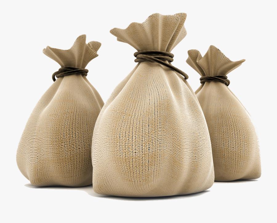 Money Bag Png Images Transparent Free Download - Money Bag Png, Transparent Clipart