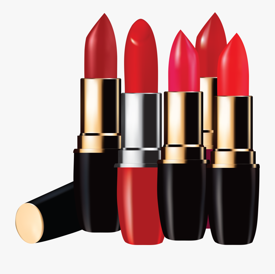 Transparent Make Up Clipart - Lipstick Png, Transparent Clipart