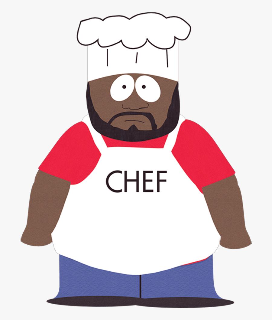 Suit Clipart Chef - Chef South Park Png, Transparent Clipart