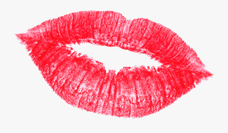 Lipstick Clipart Gambar - Lips Kiss Png, Transparent Clipart