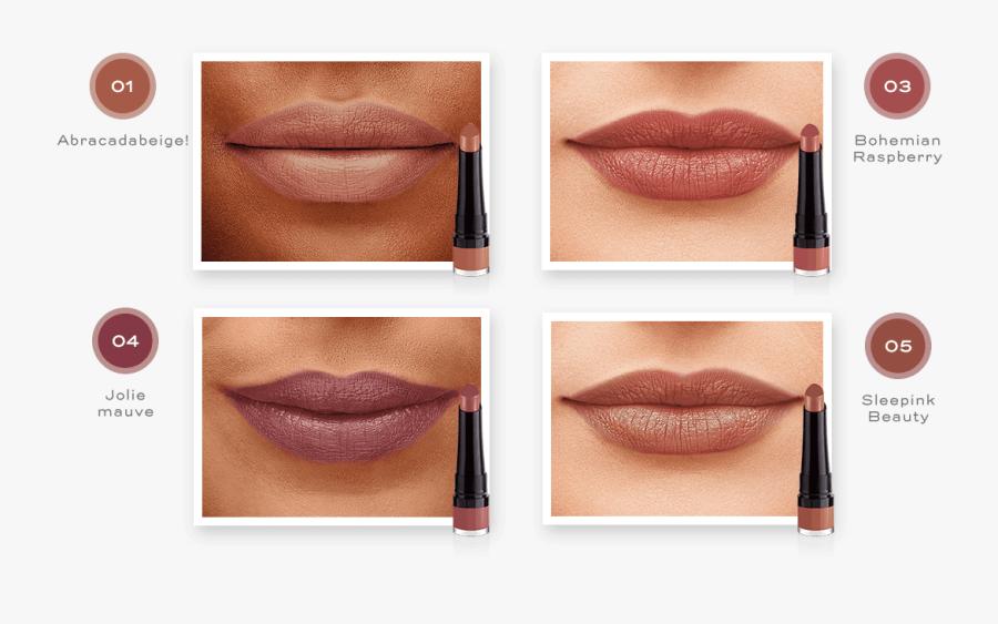 Bourjois Rouge Fabuleux Lipstick , Transparent Cartoons - Bourjois Rouge Fabuleux Lipstick, Transparent Clipart