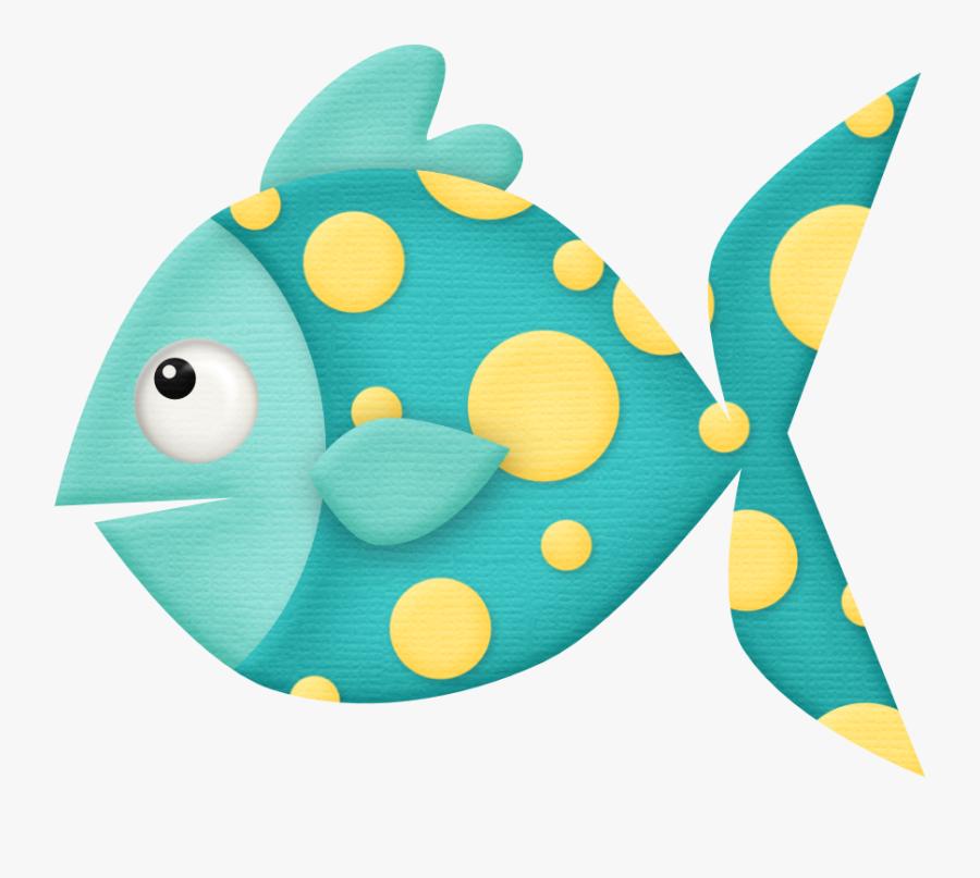 Ocean Clipart Preschool - Clip Art Sea Animals, Transparent Clipart