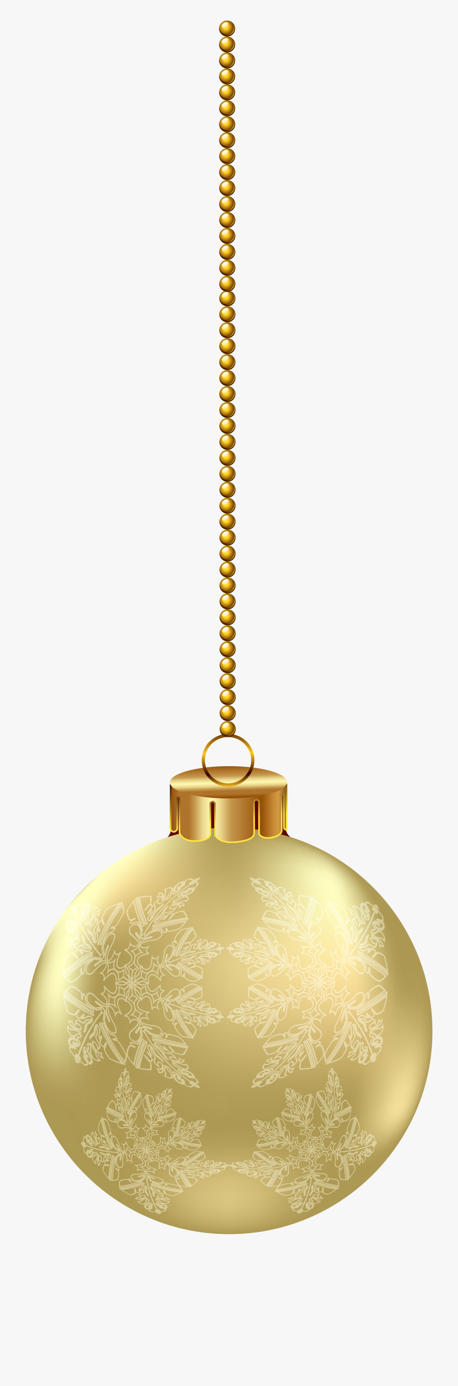 Hanging Christmas Ornament Png Clipart Image Hanging