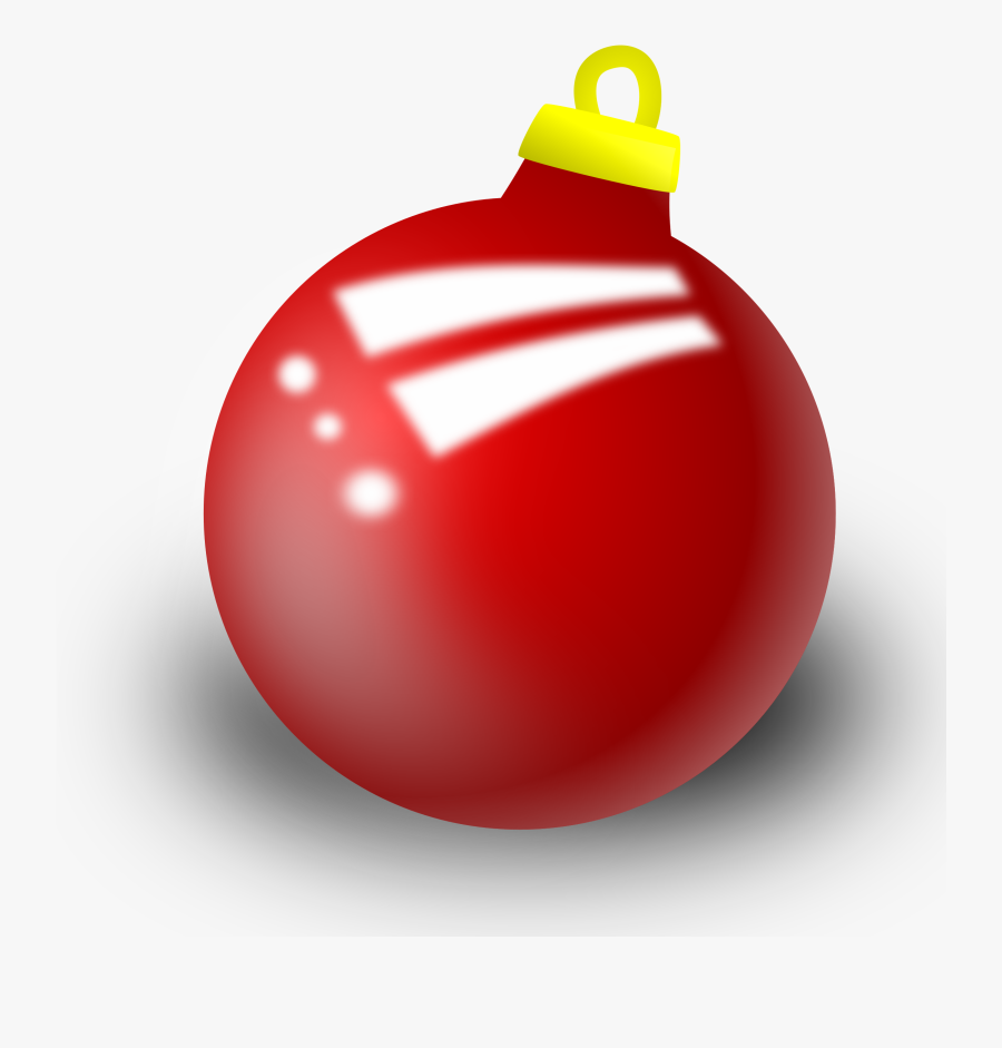 This Free Icons Png Design Of Xmas Ornament - Christmas Ornament Clipart, Transparent Clipart