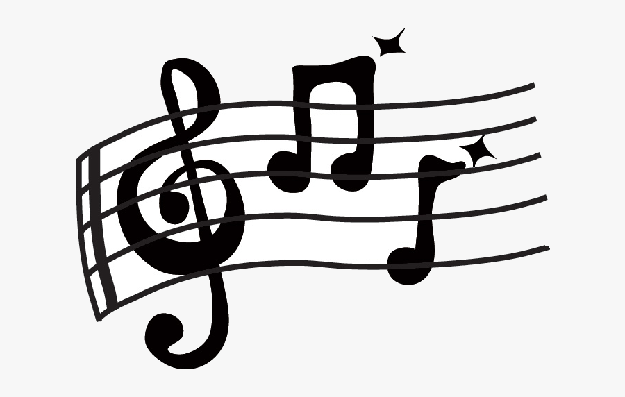 Note Music Notes Clipart Free Images Transparent Png - Musical Notes Clipart Animated Black, Transparent Clipart