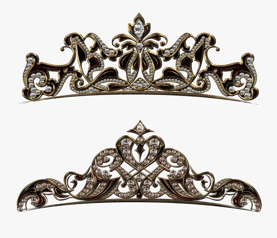 Royal Queen Crown Png - Elizabeth's Crown Png, Transparent Clipart
