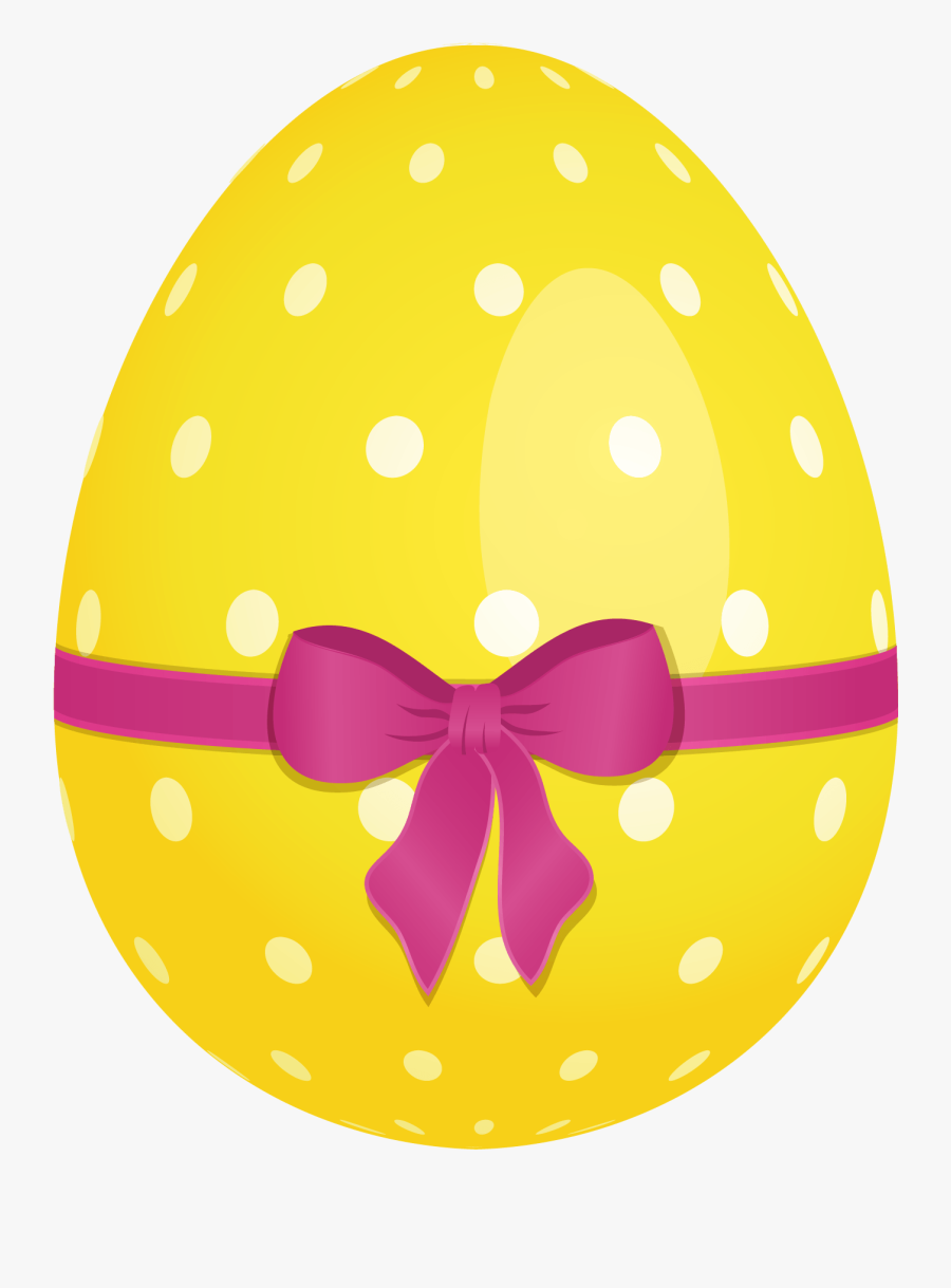 Easter Egg Clipart - Easter Egg Transparent Background, Transparent Clipart