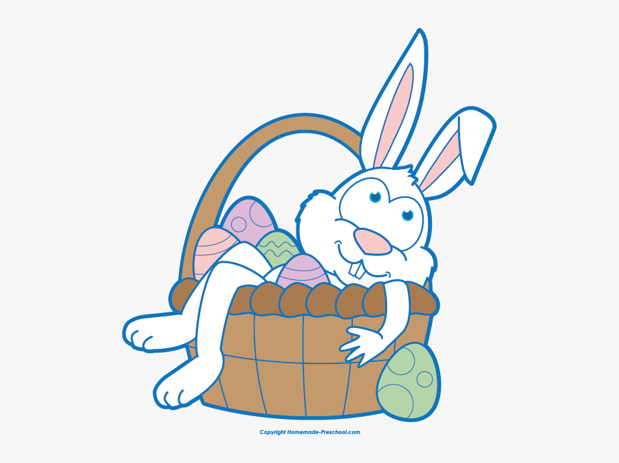 Easter Bunny Happy Easter Clip Art Free Bunny Eggs - Free Easter Bunny Clipart, Transparent Clipart