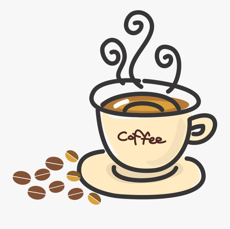 Coffee Clipart Transparent, Transparent Clipart