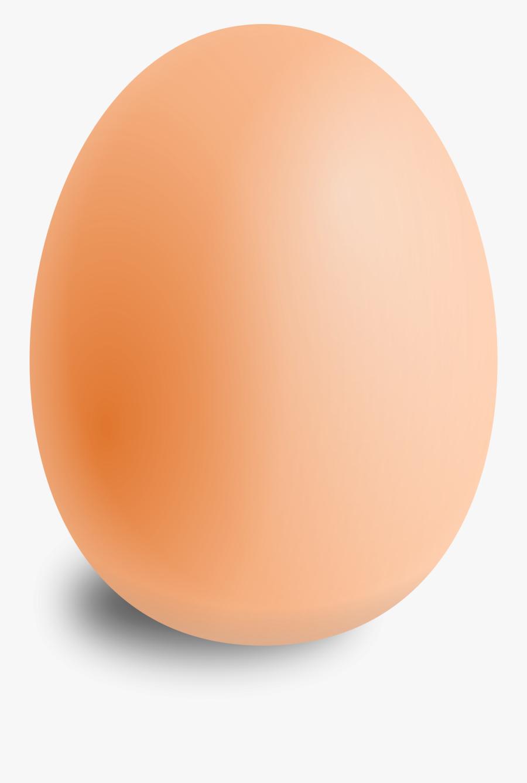 Egg Clipart - Big Egg, Transparent Clipart