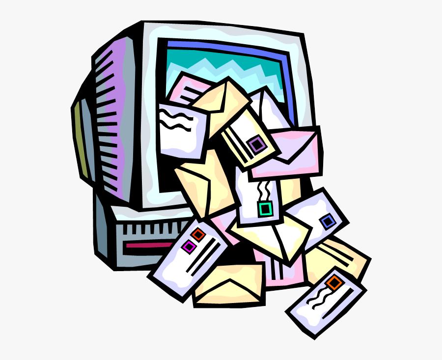 Mailing Lists - - Emails Clipart, Transparent Clipart