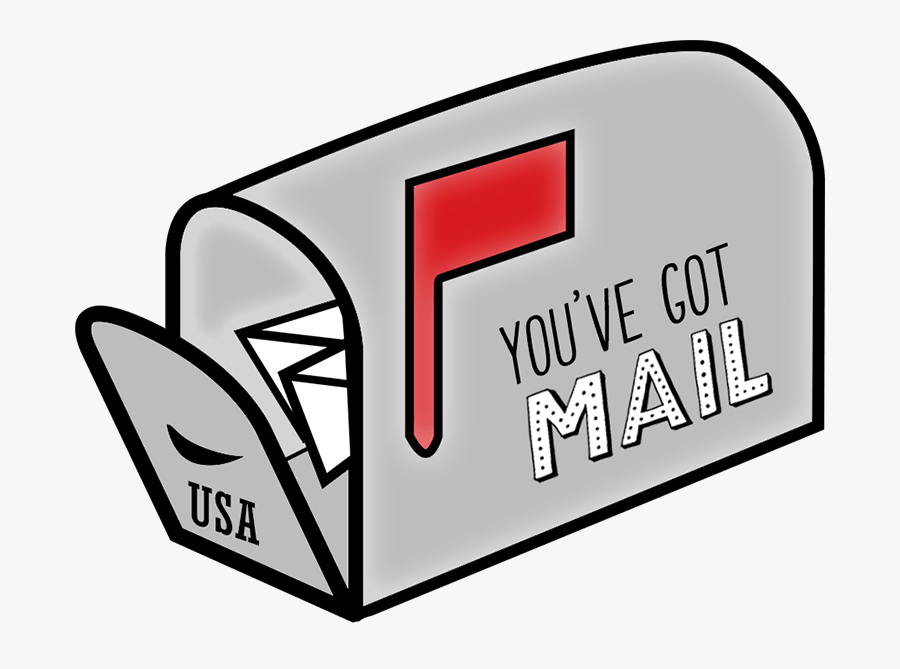 Letter Mail Clip Art, Transparent Clipart