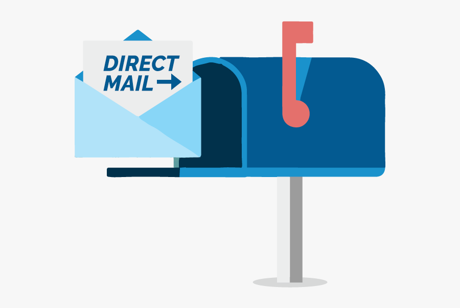 New Mover Direct Mail Blog - Direct Mail, Transparent Clipart