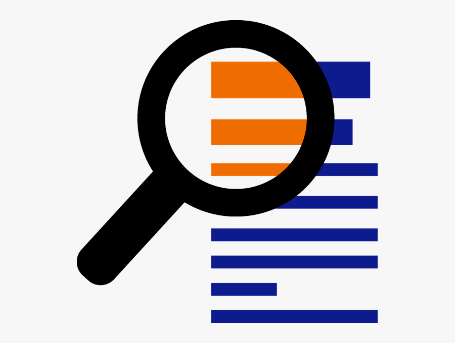 Information Clipart Research - Research Skills, Transparent Clipart