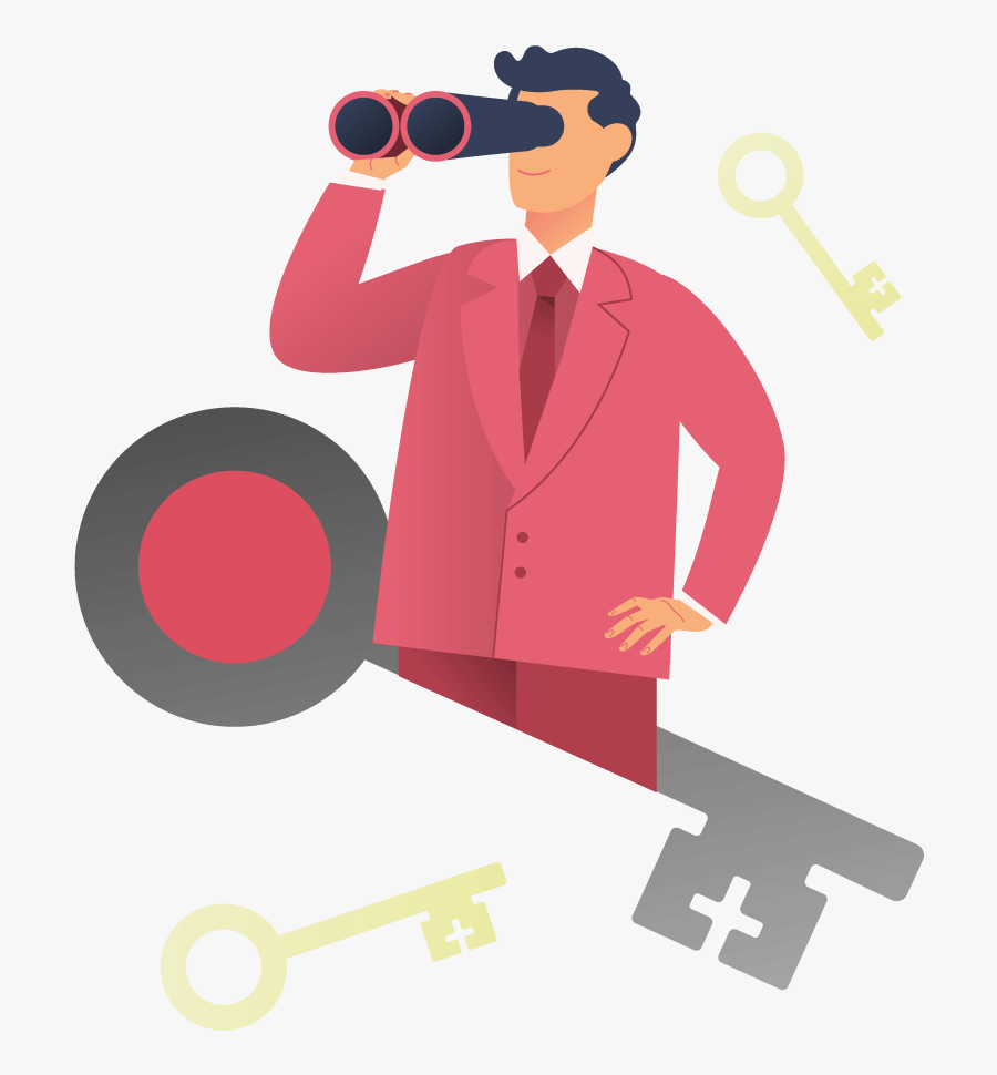 Chapter 2 Keyword Research - Illustration, Transparent Clipart