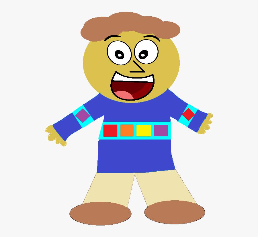 Josiah In Pajamas Little Einsteins, Blues Clues, Spongebob, - Little Einsteins Blue Clues, Transparent Clipart