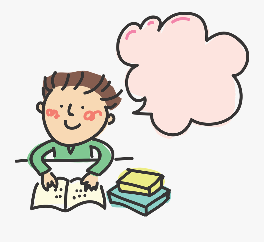 Study Clipart Study Area - Use Kind Words Clipart, Transparent Clipart