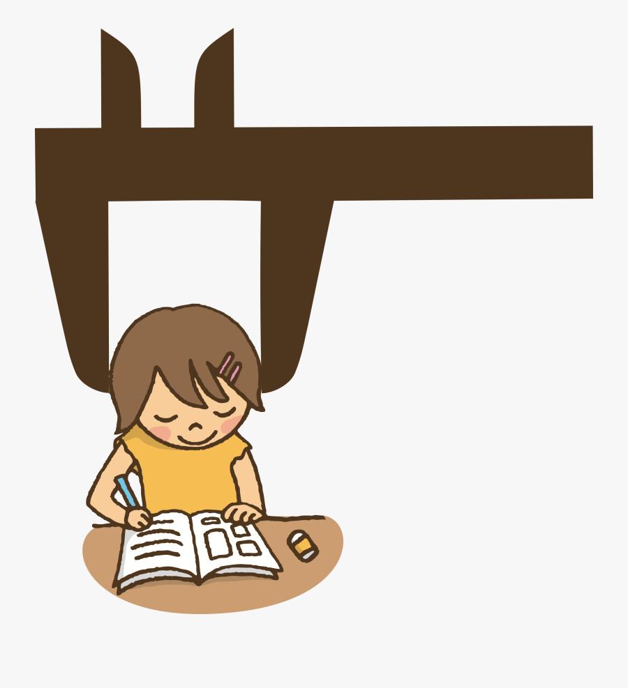 Transparent Welder Clipart - Kids Studying Clipart, Transparent Clipart
