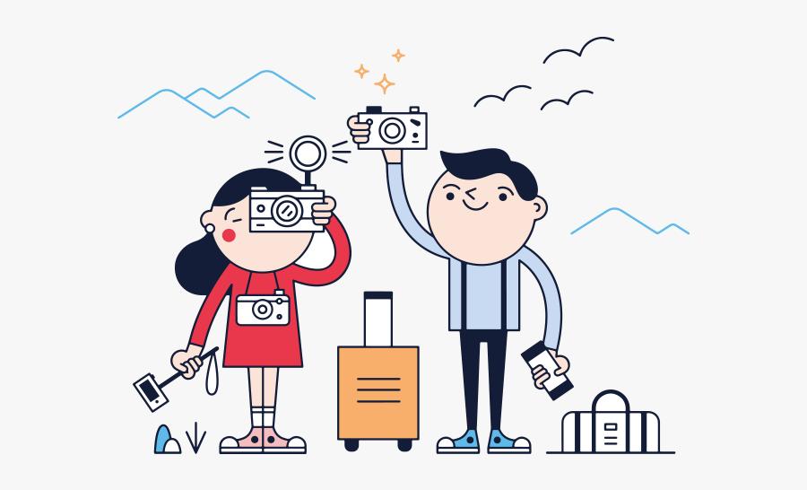 Studies Clipart School Student Study - Tourism Png Animation, Transparent Clipart