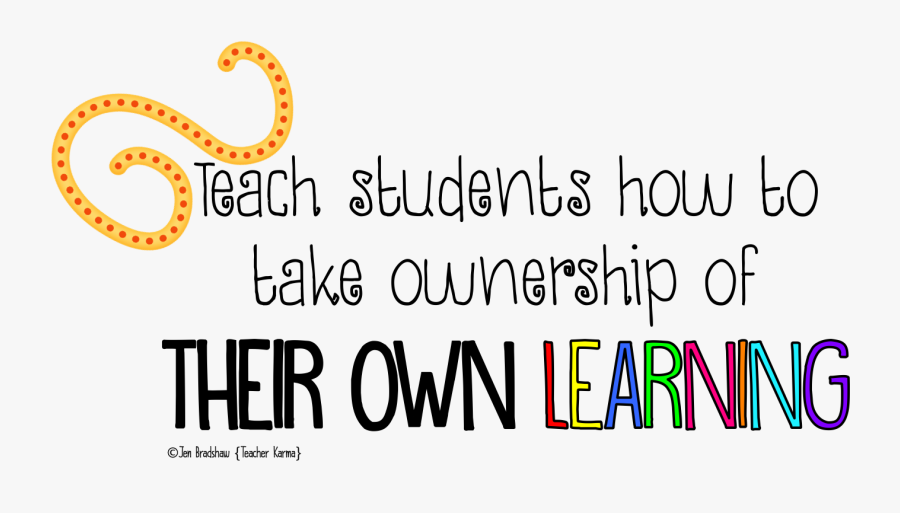 Goal Clipart Teaching - Ownership Of Learning, Transparent Clipart