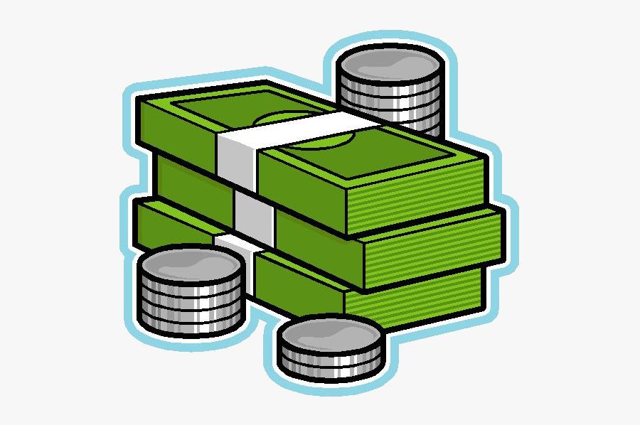 Cash Money Clip Art Free Printable Clipart Images Transparent - Money Clipart, Transparent Clipart