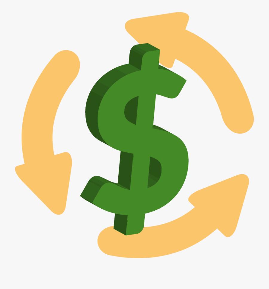 Clip Art Cash Flow Clipart - Cash Flow Png, Transparent Clipart