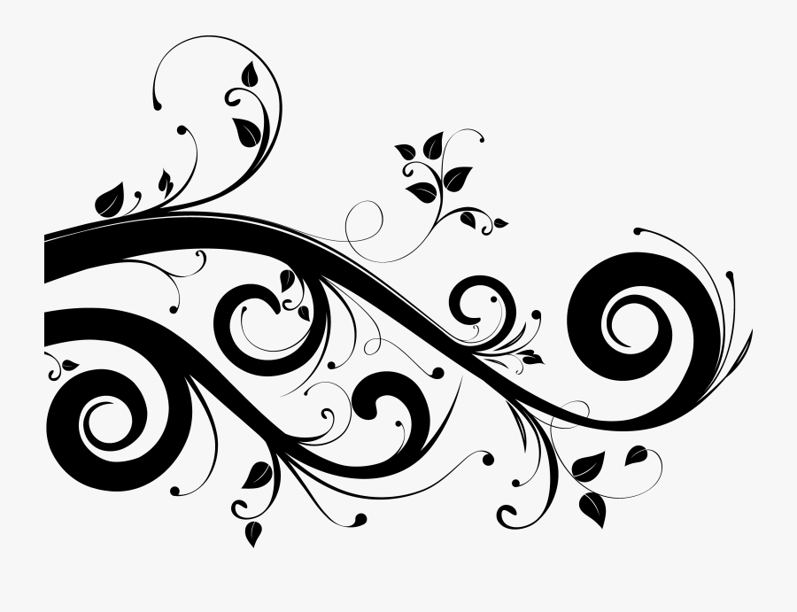 Cliparts For Free Download Swirls Clipart Intricate - Swirls Vector Png, Transparent Clipart