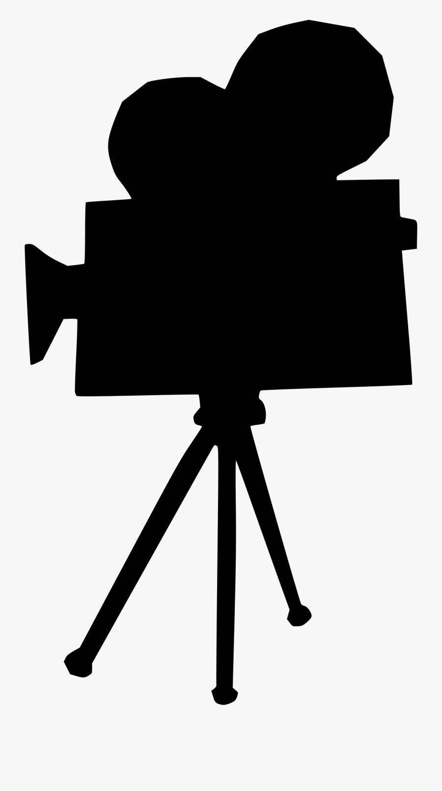 Transparent Film Clipart - Movie Film Projector Clipart, Transparent Clipart