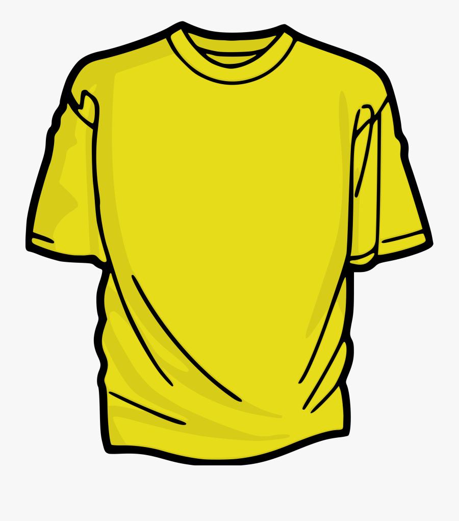 T-shirt - Clipart - T Shirt Clipart, Transparent Clipart