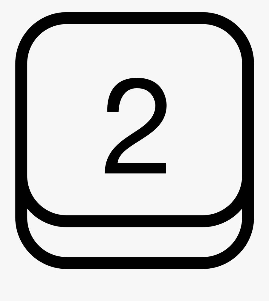 Key Vector Icon - Esc Key Icon, Transparent Clipart