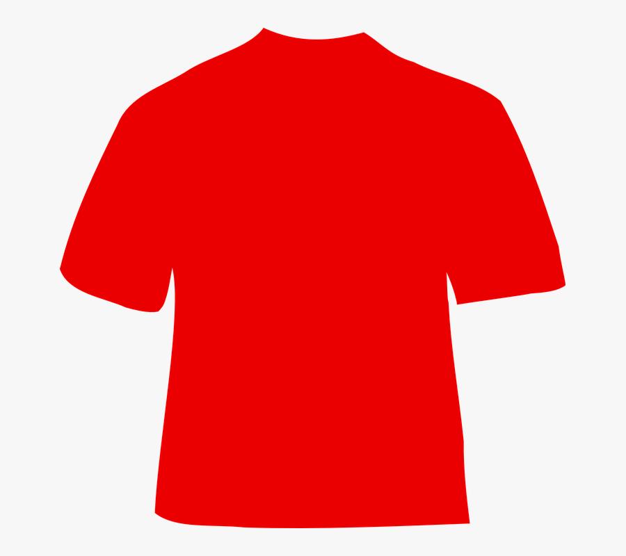 T-shirt Shirt Clipart 2 Image 1 - Black T Shirt, Transparent Clipart