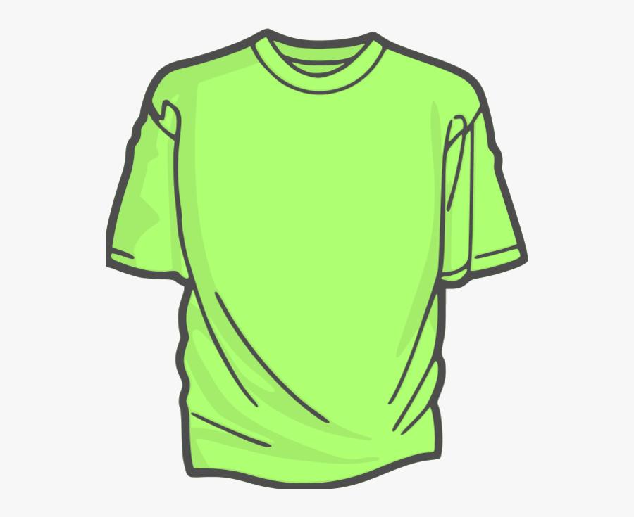 Transparent T-shirt Clipart - T Shirt Clip Art, Transparent Clipart
