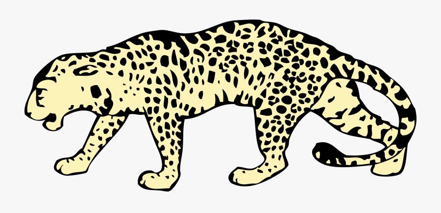 Cheetah,wildlife,puma - Leopard Png, Transparent Clipart