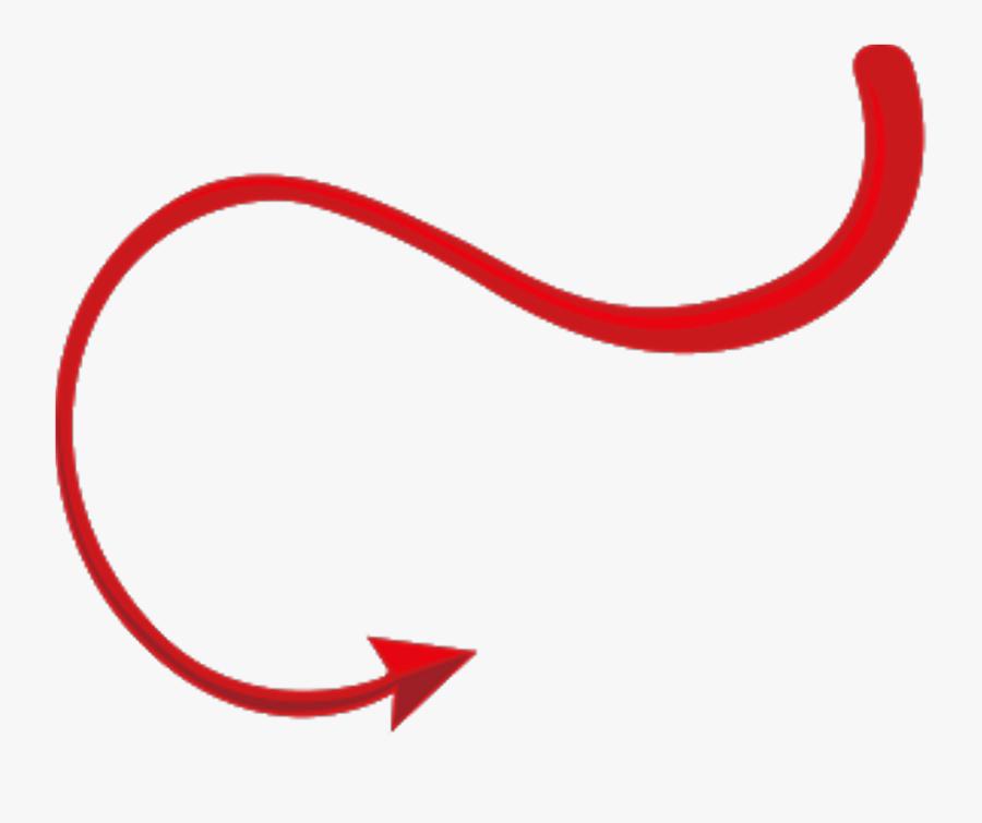 Devil Tail Transparent Vector, Clipart, Psd - Devil Tail Transparent, Transparent Clipart