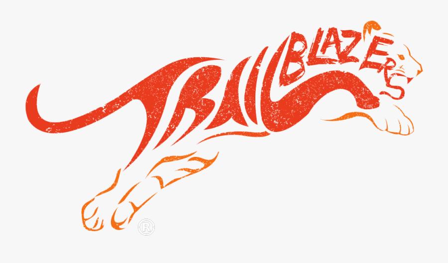 Your Fun Managers In Treasure Hunts - Trailblazer Design Logo, Transparent Clipart