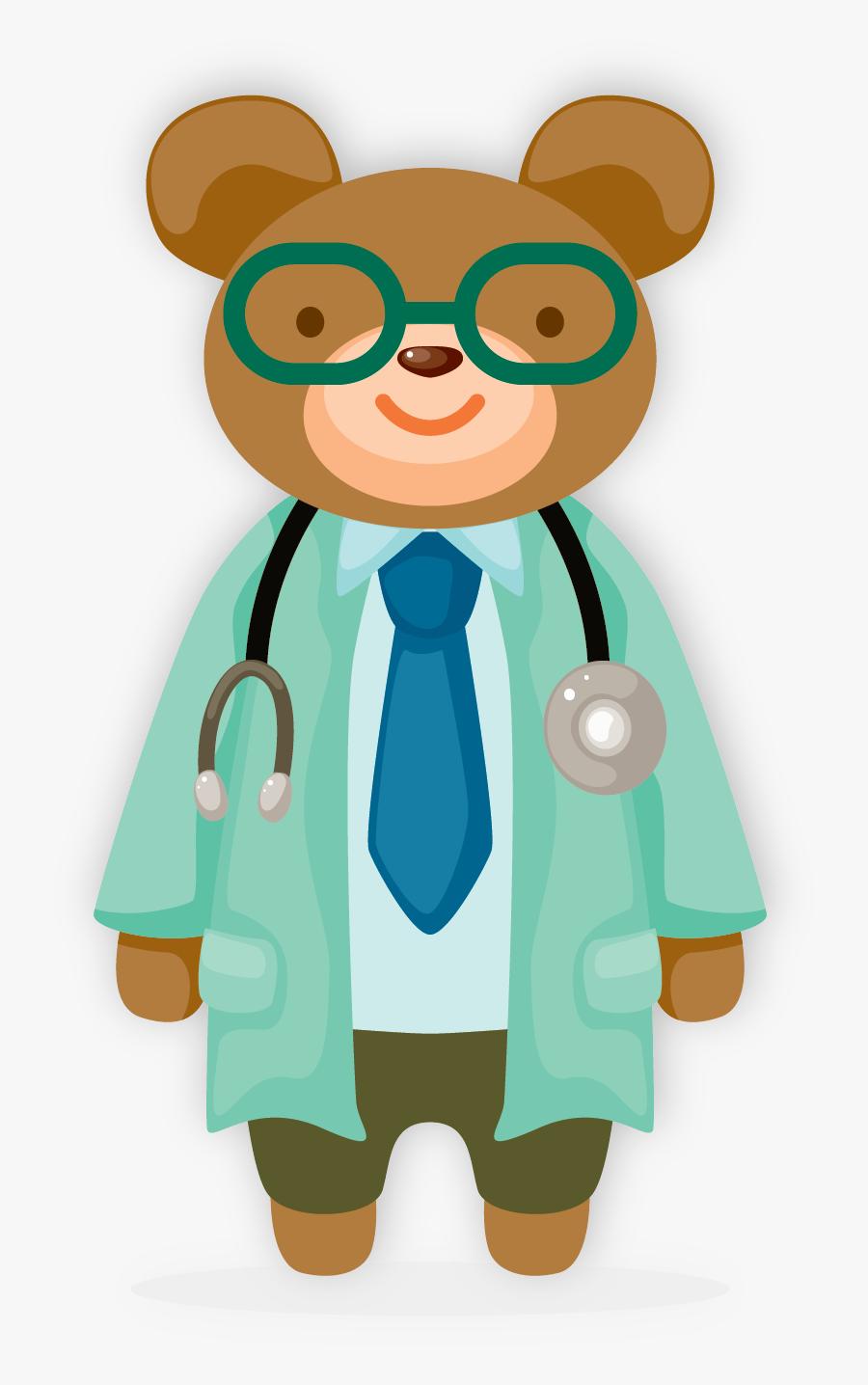 Clip Royalty Free Columbia Basin Pediatrics Pasco Wa - Animal Doctor Cartoon Clipart, Transparent Clipart