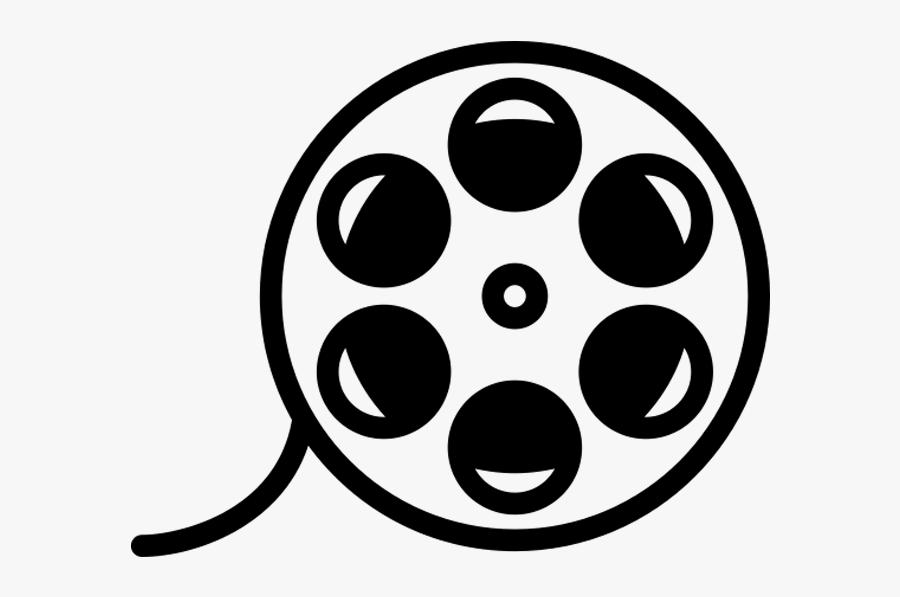 Cine Iconos Blanco Y Negro Free Transparent Clipart Clipartkey