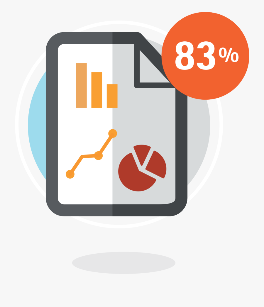Some 83 Percent Of High Performers Place Great Importance - Graphic Design, Transparent Clipart