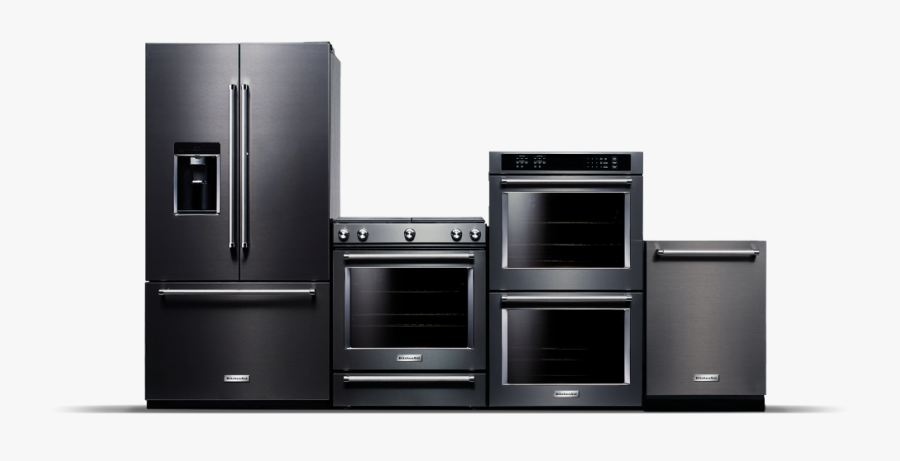 Clip Art Appliances Images - Kitchen Aid Appliances, Transparent Clipart
