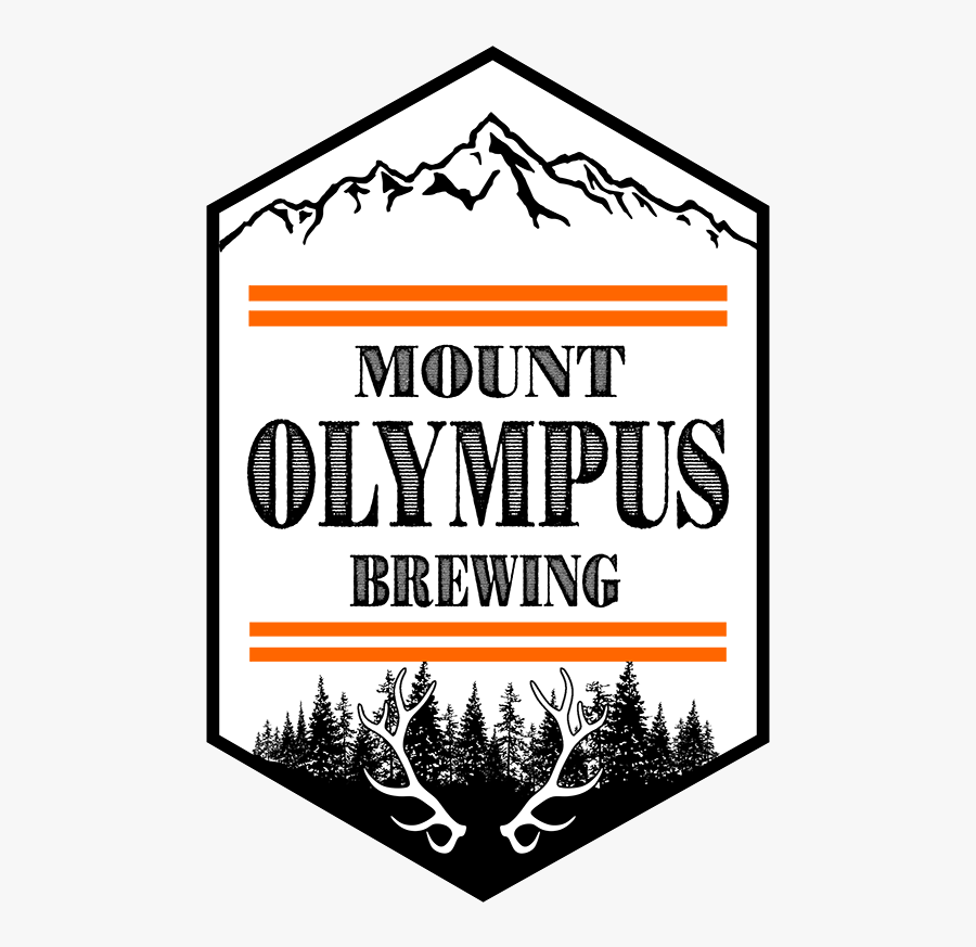 Mount Olympus Brewing Company, Transparent Clipart