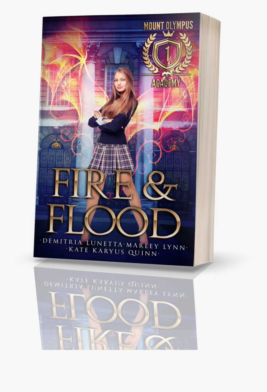 Flood 3d - Book, Transparent Clipart
