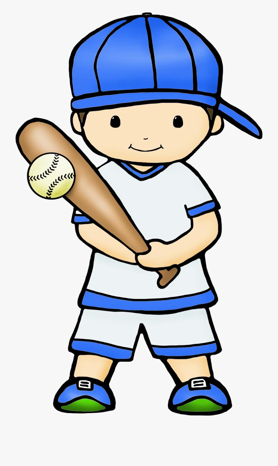 Slam Through The School Year With Fun Games That Teach - Boy Playing Baseball Cartoon, Transparent Clipart