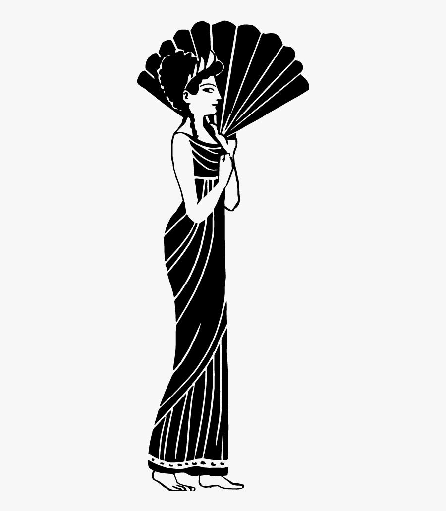 Aphrodite / Venus, Transparent Clipart