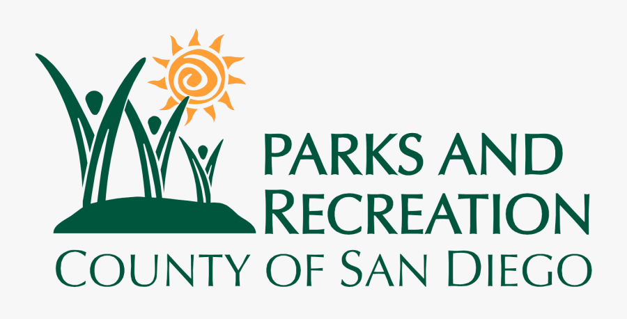 San Diego County Parks And Rec, Transparent Clipart