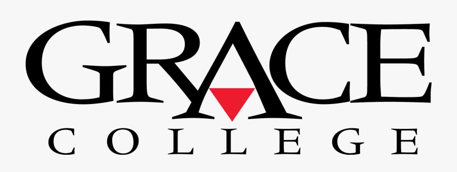 Grace College Logo - Grace College Indiana Logo, Transparent Clipart