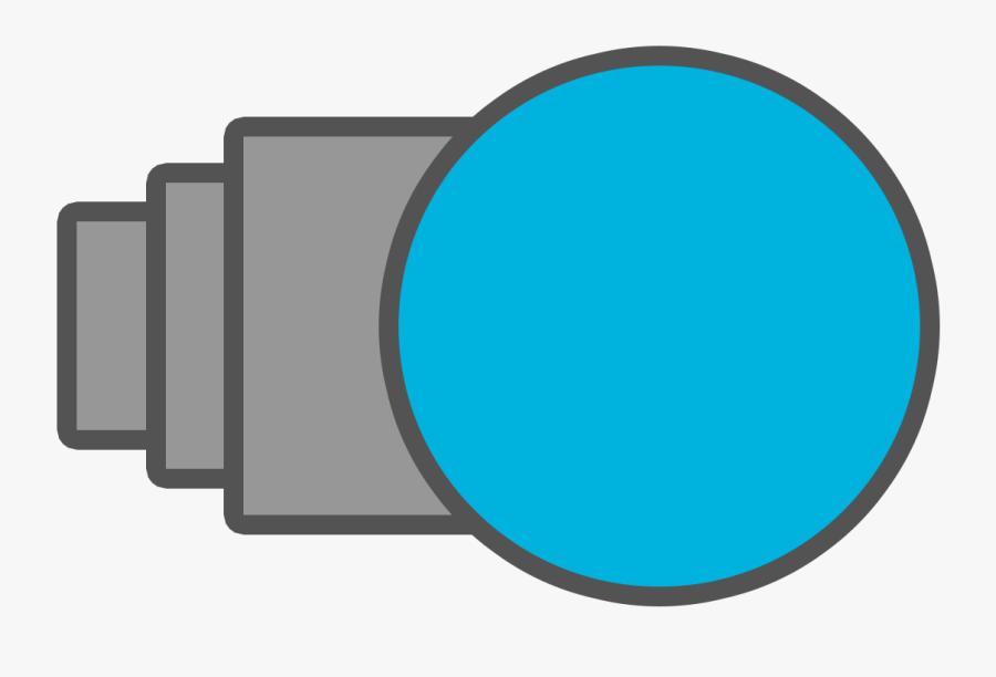 Image1080p X Hunter Tank - Circle, Transparent Clipart
