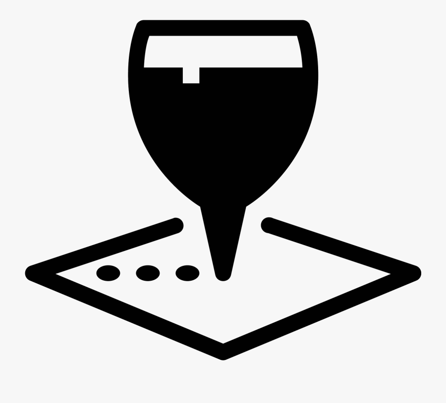 Grapevine Clipart Wine Tasting - Wine Tours Icon Png, Transparent Clipart