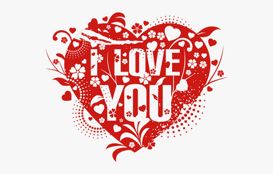Love You To Png, Transparent Clipart