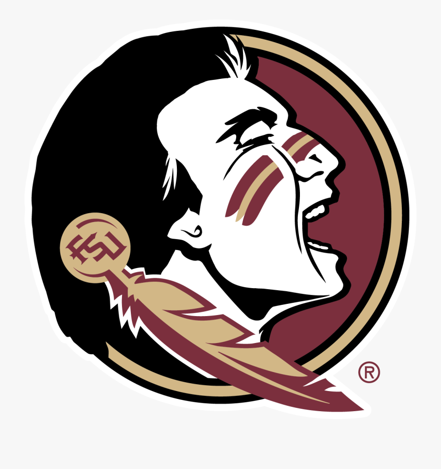 Logo Florida State Basketball, Transparent Clipart