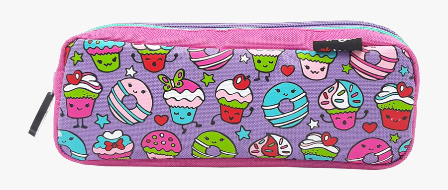 Bright School Pencil Case With Filling School Stationery Such As Pens,  Pencils, Scissors, Ruler, Tassels. Concept Of September 1, Stock  Illustration - Illustration of group, object: 149890876